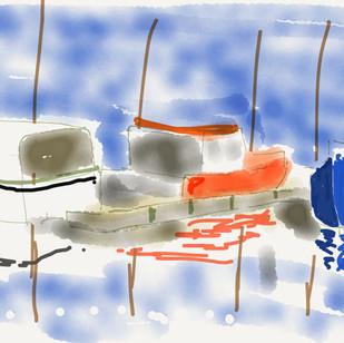 Harbour Lights. Neil Buchanan