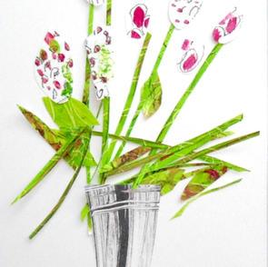 unarranged-flowers