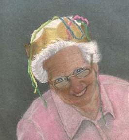 EVA (mother-in-law) Pastel