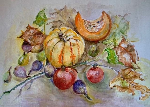 Autumn Fruitfulness