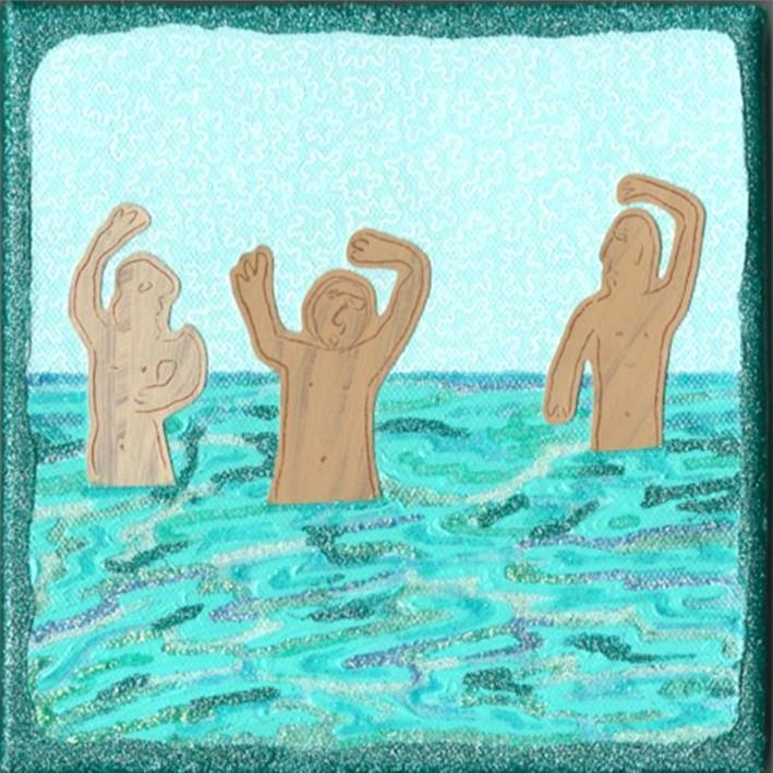 Bathers-version-2-