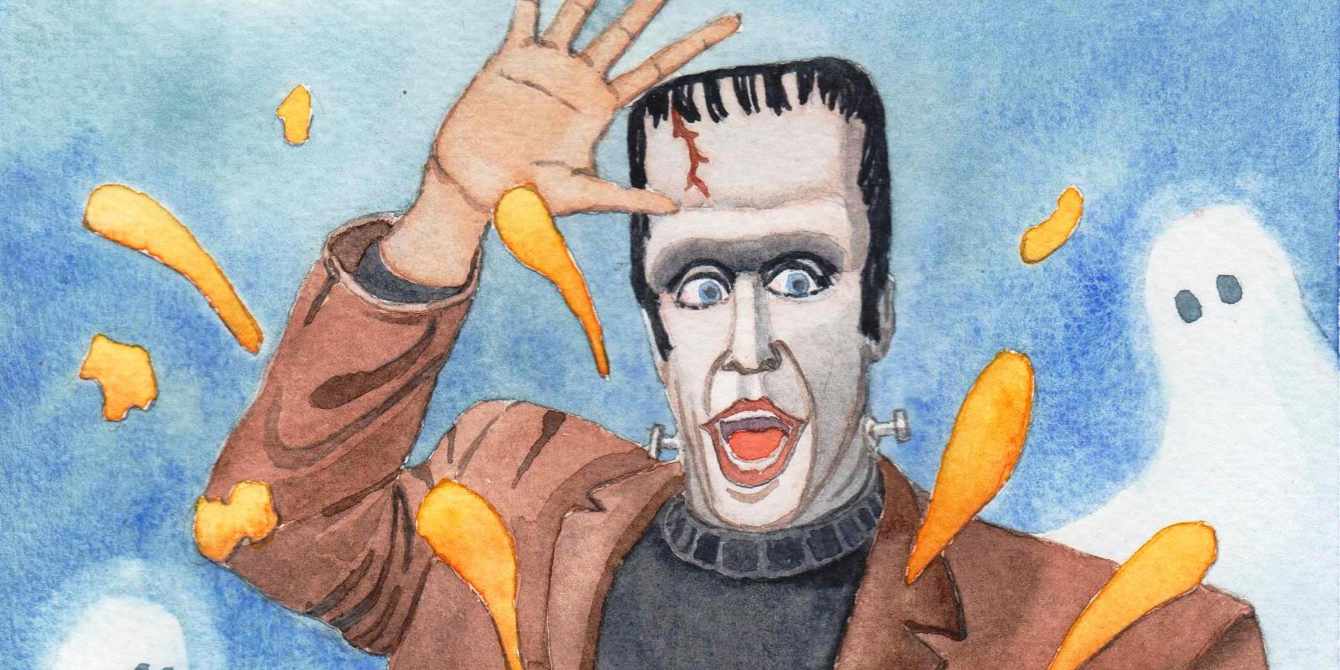 Herman's Halloween