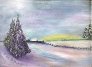 Fir in the Snow