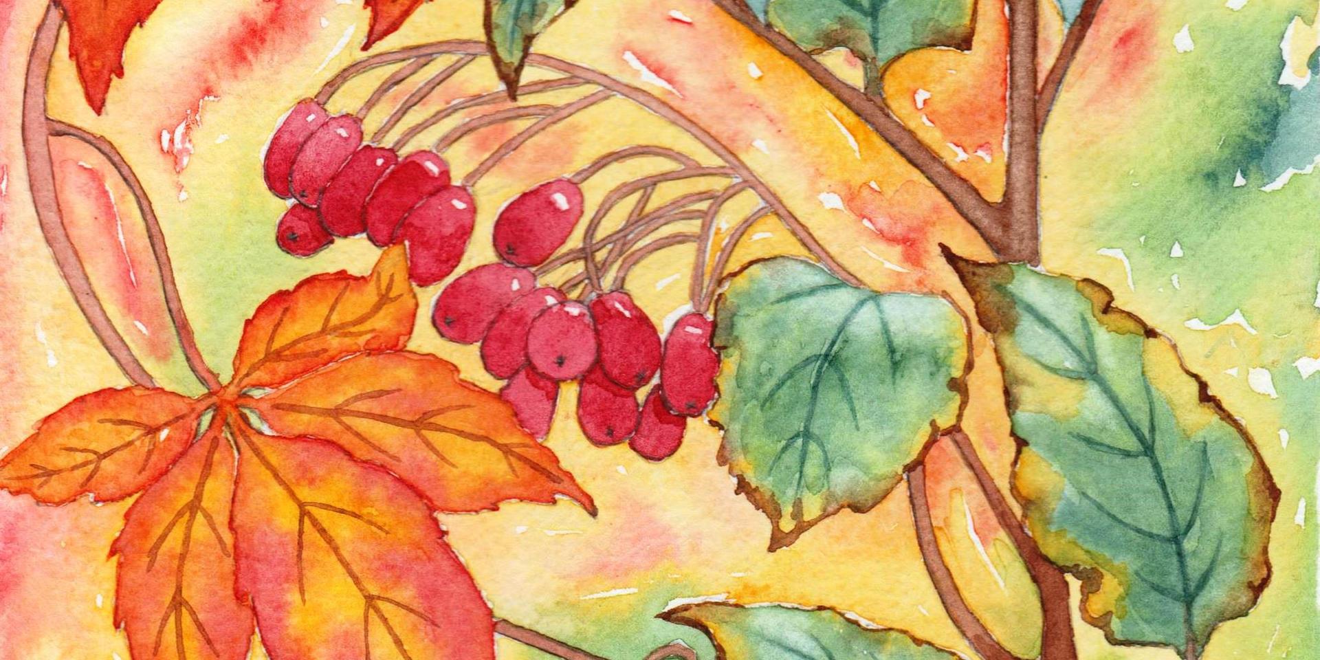 The Winner By Dennis Philpott Still on show with an autumn glow