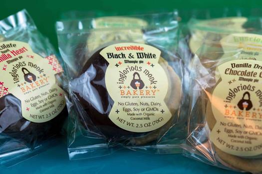 Inglorious Monk Whoopie Pies