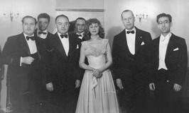 Jaime Mendoza Nava - 1950 Piano Concerto Premiere