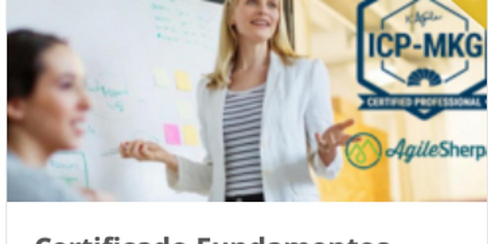 Certificat Fondements Marketing Agile