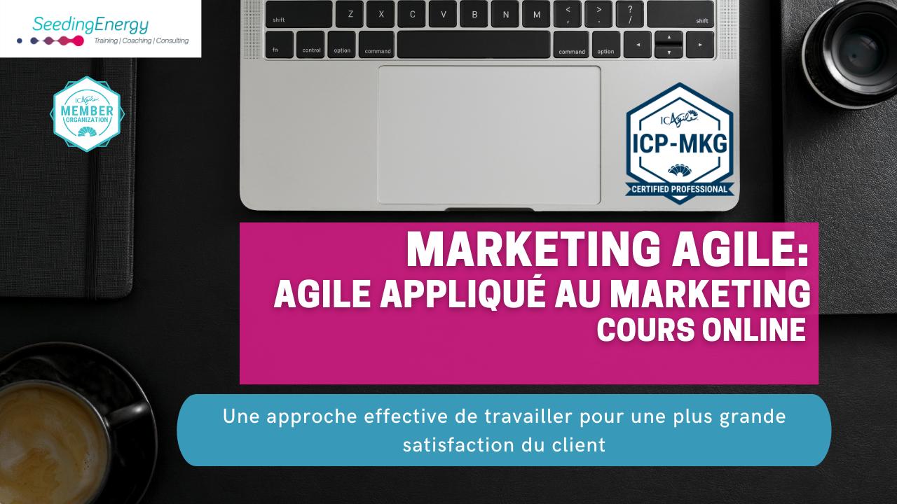 Fondements du Marketing Agile (ICP MKG)
