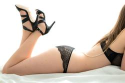 Photographe femme boudoir