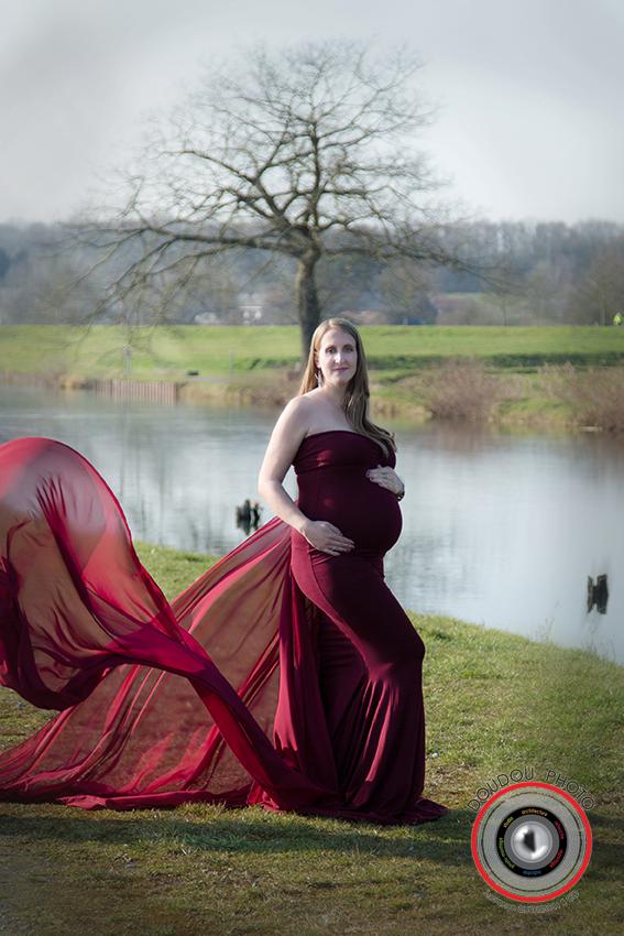 Photographe Grossesse maternité Mons