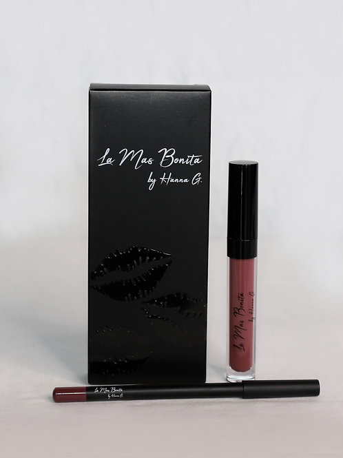 Liquid to Matte Lipstick Kit - I BELIEVE IN ME