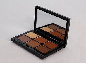 Six Shade Eyeshadow Palette