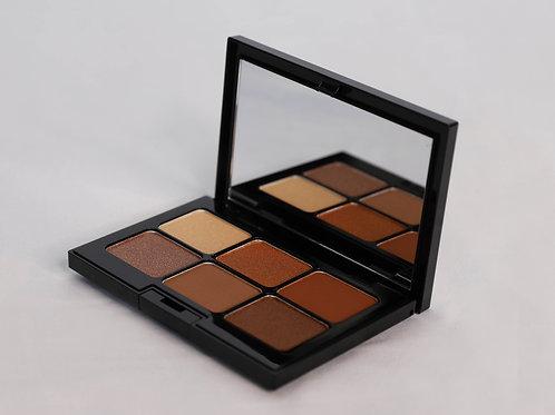 Six Shade Eyeshadow Palette