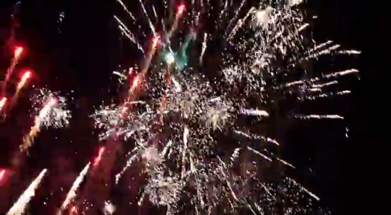 First Night in Austin Fireworks