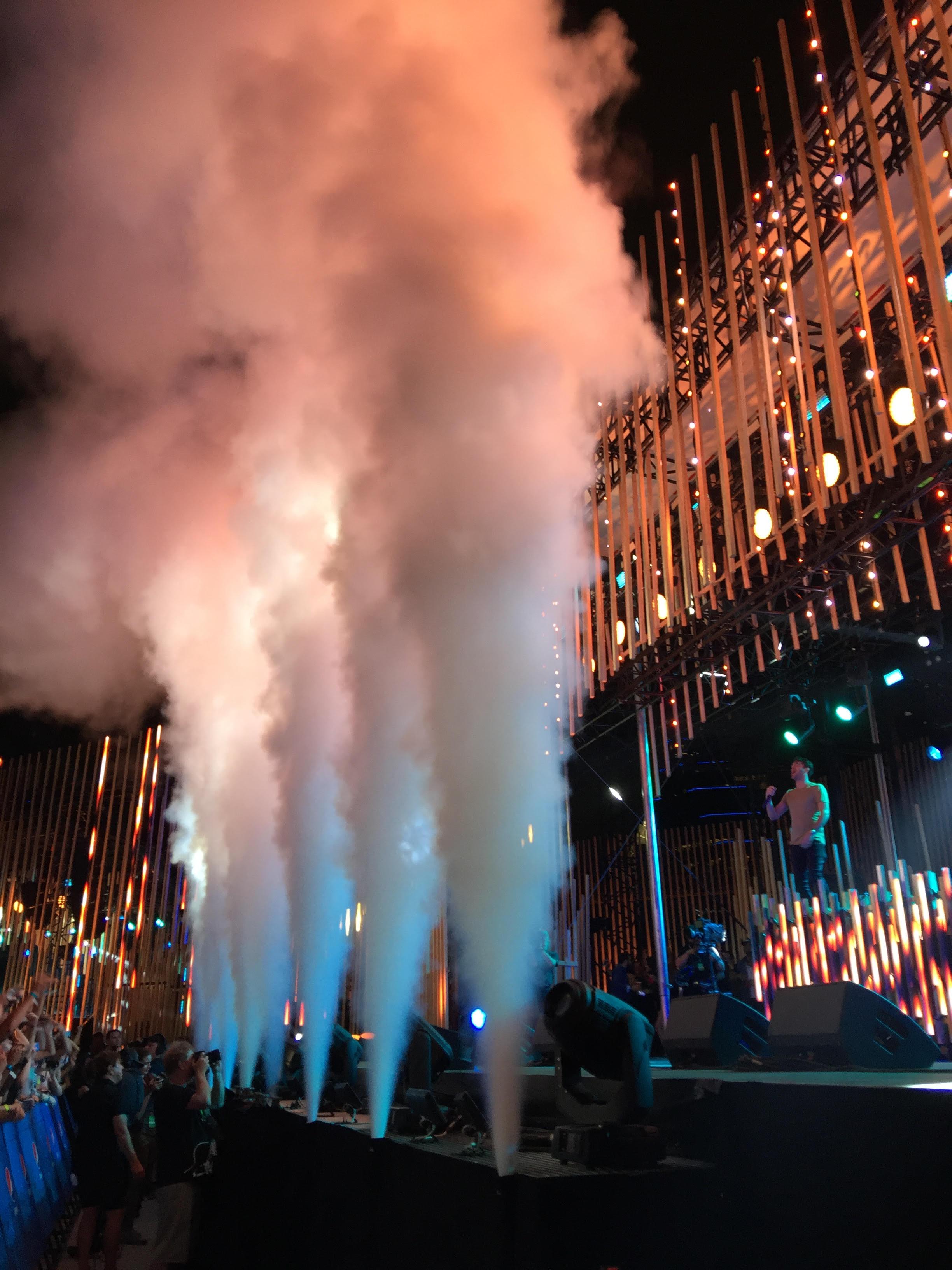 Cryo, Haze, Smoke FX