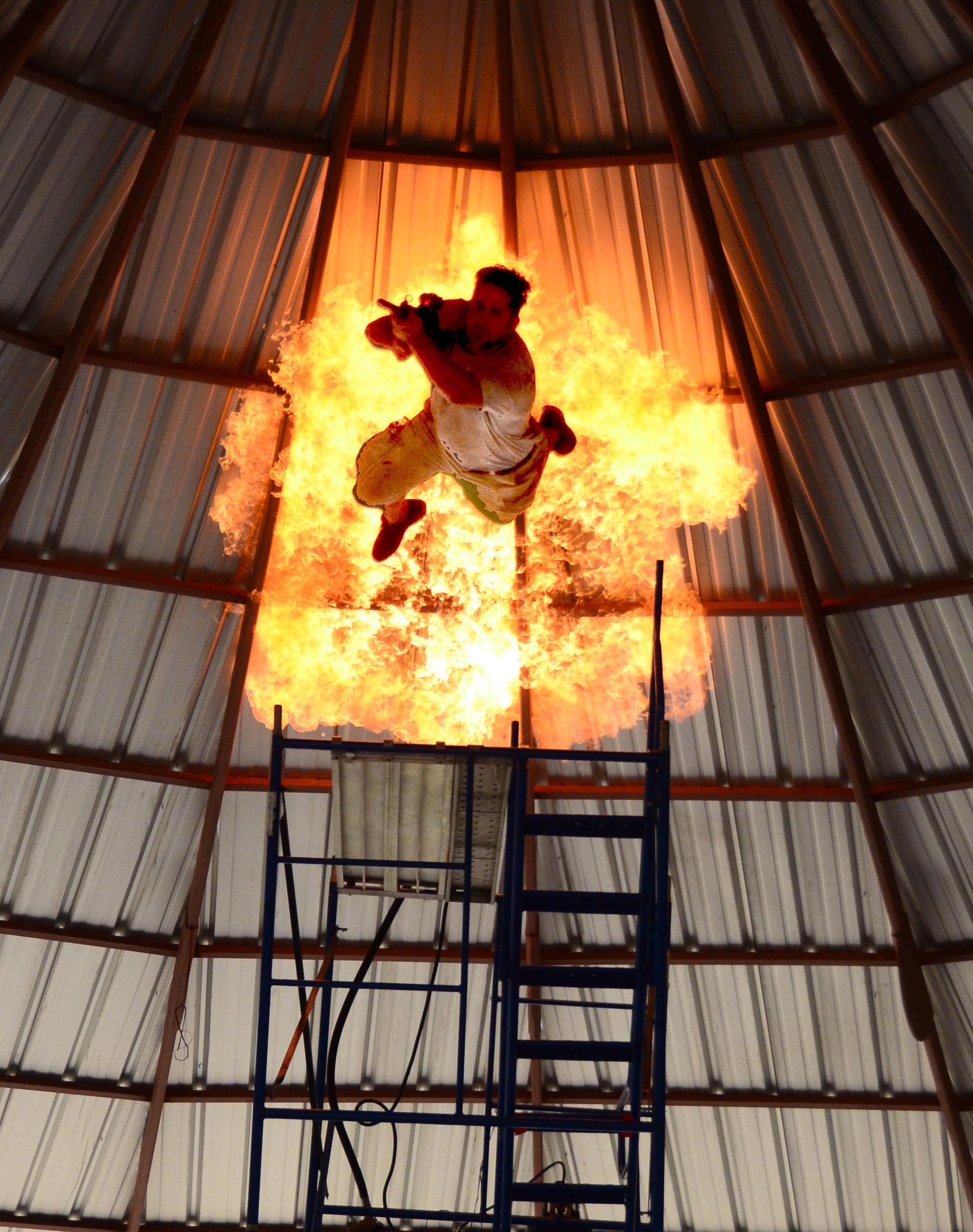 Blaze Free Fall