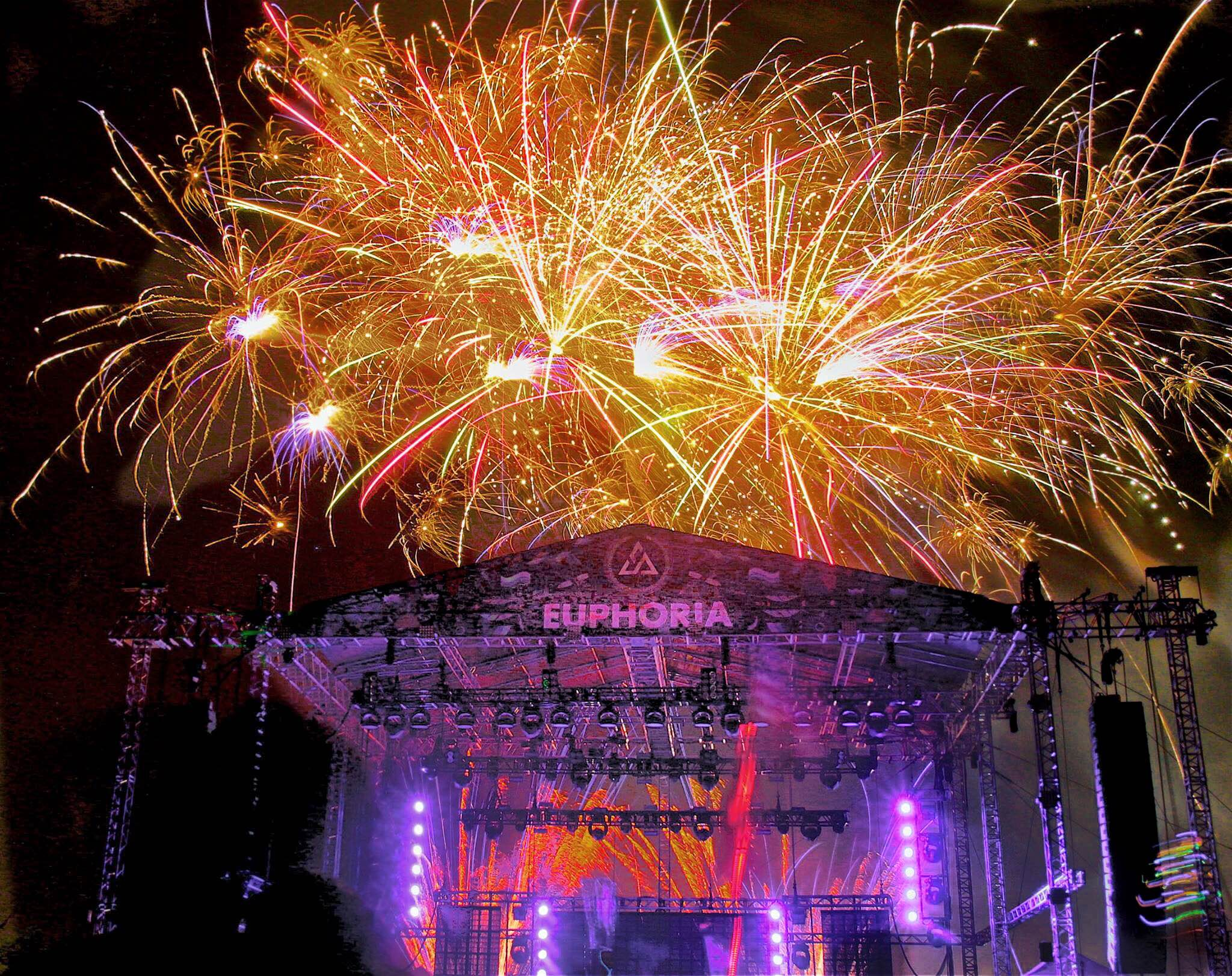 Fireworks, Flame FX, Stage Pyro