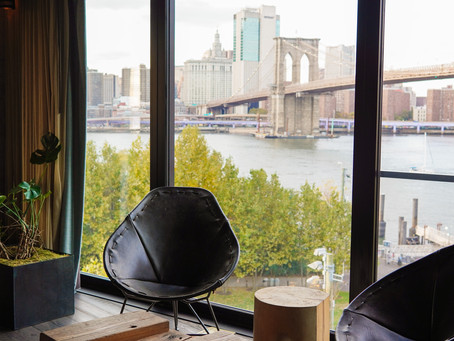 1 Hotel Brooklyn Bridge: A Chic Waterside Retreat