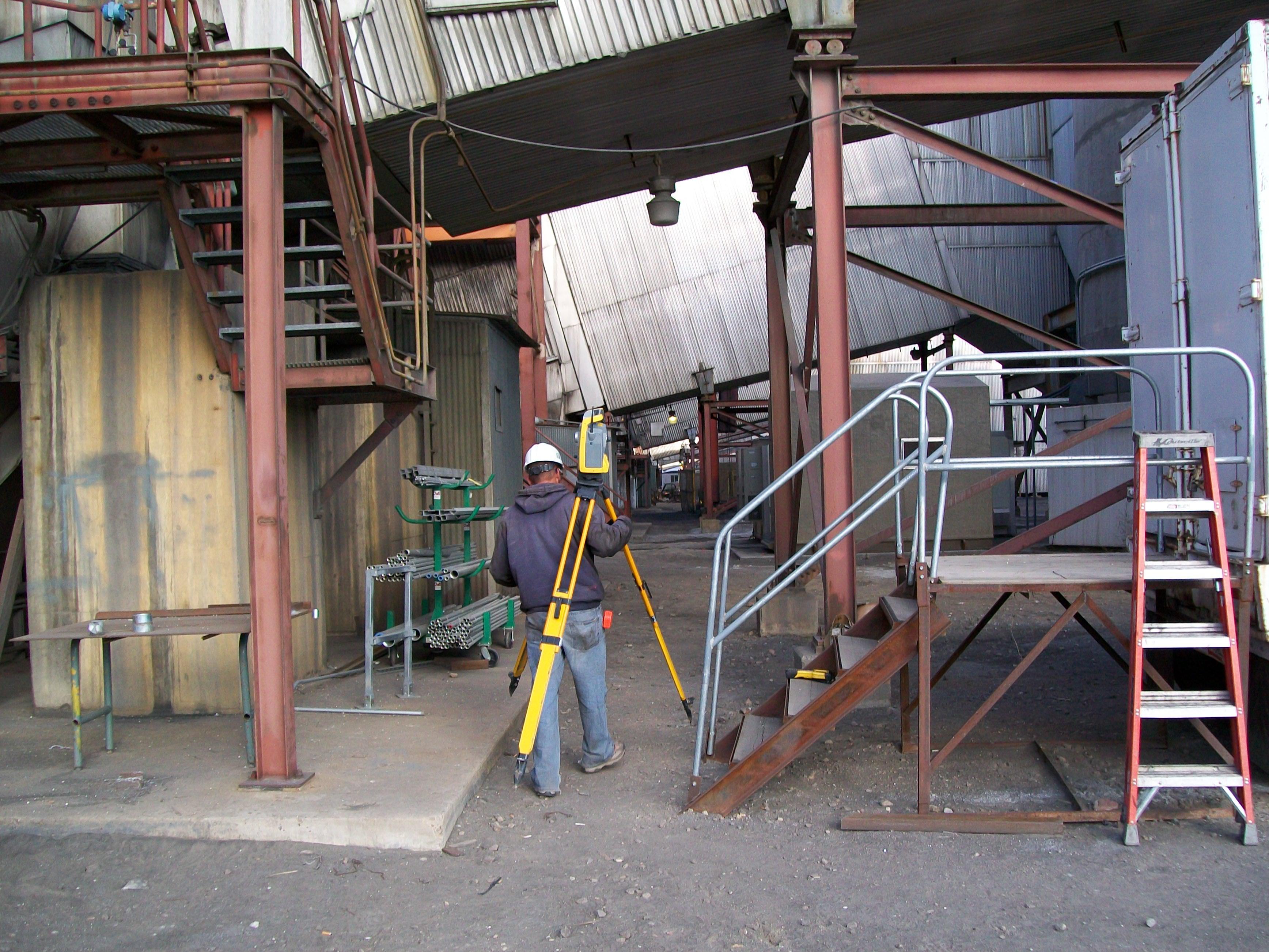Jim Bridger Equipment Survey
