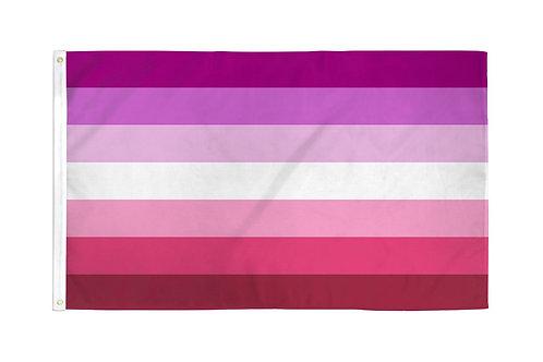 LESBIAN Flag 3x5ft