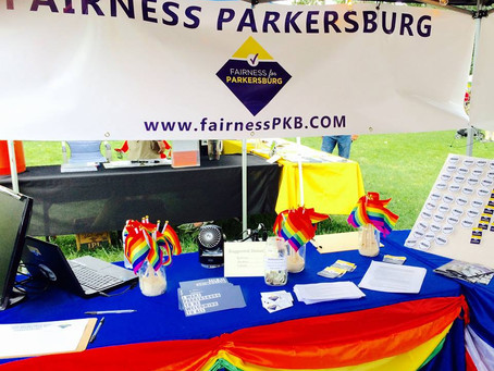 Fairness PKB at the Mid-Ohio Valley Multi-Cultural Festival