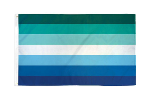 GAY MALE PRIDE Flag 3x5ft