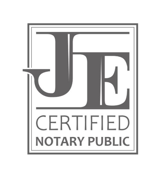 Ellisign Notary Logo Design