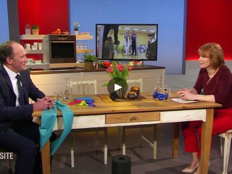 Dr. van der Most im NDR Fernsehen