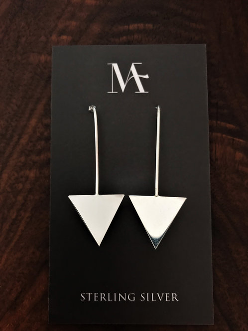 Arrow Extended Post Earrings