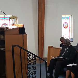 WB Lewis Gospel Choir Anniversary 2019