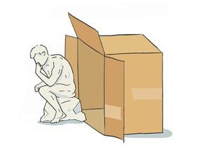 ימי קורונה - לחשוב מחוץ לקופסה