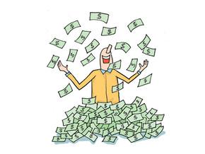 """כיצד קורח קשור לעושר, מה מקור הביטוי """"עשיר כקורח"""" ומהי המקבילה בלועזית ?"""