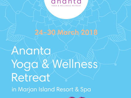 Ananta Yoga Retreat with Yoga Ashram and The Art of Living, March 24 - 30