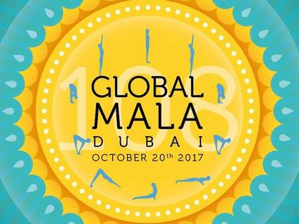 Global Mala 2017 October 20 - Yogafirst