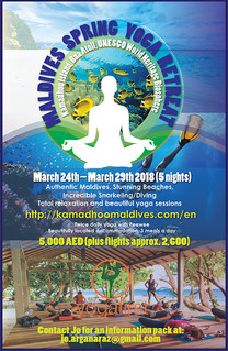 Maldives Spring Yoga Retreat with Yogafirst