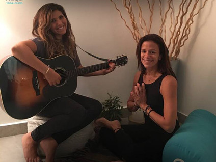 Yin Live with Natasha & Mylene at Naya Yoga & Pilates - January 29