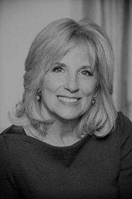 Jill Biden BW.jpg