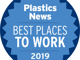US Extruders Named as One of Plastic News' Best Places to Work