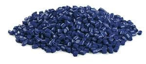 Blue Plastic Materil