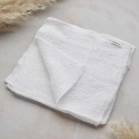 Bamboo Terry Wipes - Pack of 5 (Reusable)