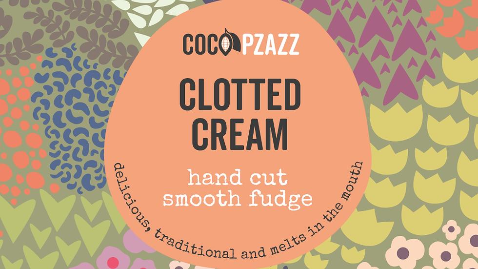 Clotted Cream Fudge (145g bag)