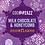 Thumbnail: Milk Chocolate & Honeycomb Snowflakes (96g)