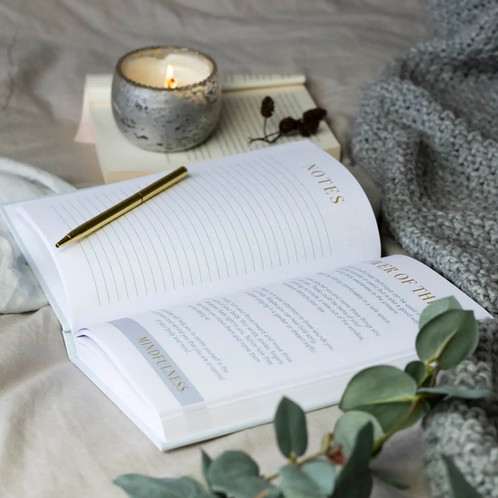 Mindfullness - Wellbeing Journal