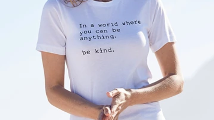 """Be Kind"" Short Sleeve Tee"