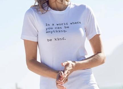 """Be Kind"" Short Sleeve Tee"
