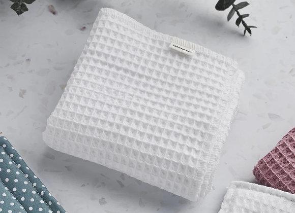 """Waffle Cotton """"un-paper"""" Towels"""