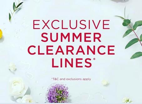 Summer Sale - Ending Soon!