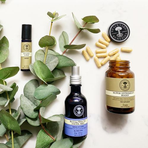 Organic Beauty and Wellness
