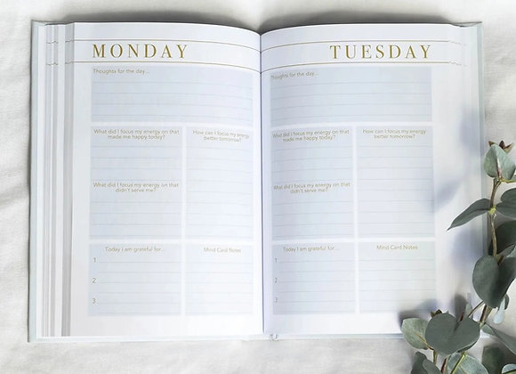 Wellbeing Journal - Mind Notes