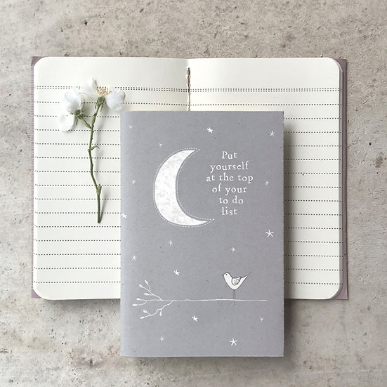 """Paper Notebook - """"Put Yourself at the Top of Your To Do List..."""""""